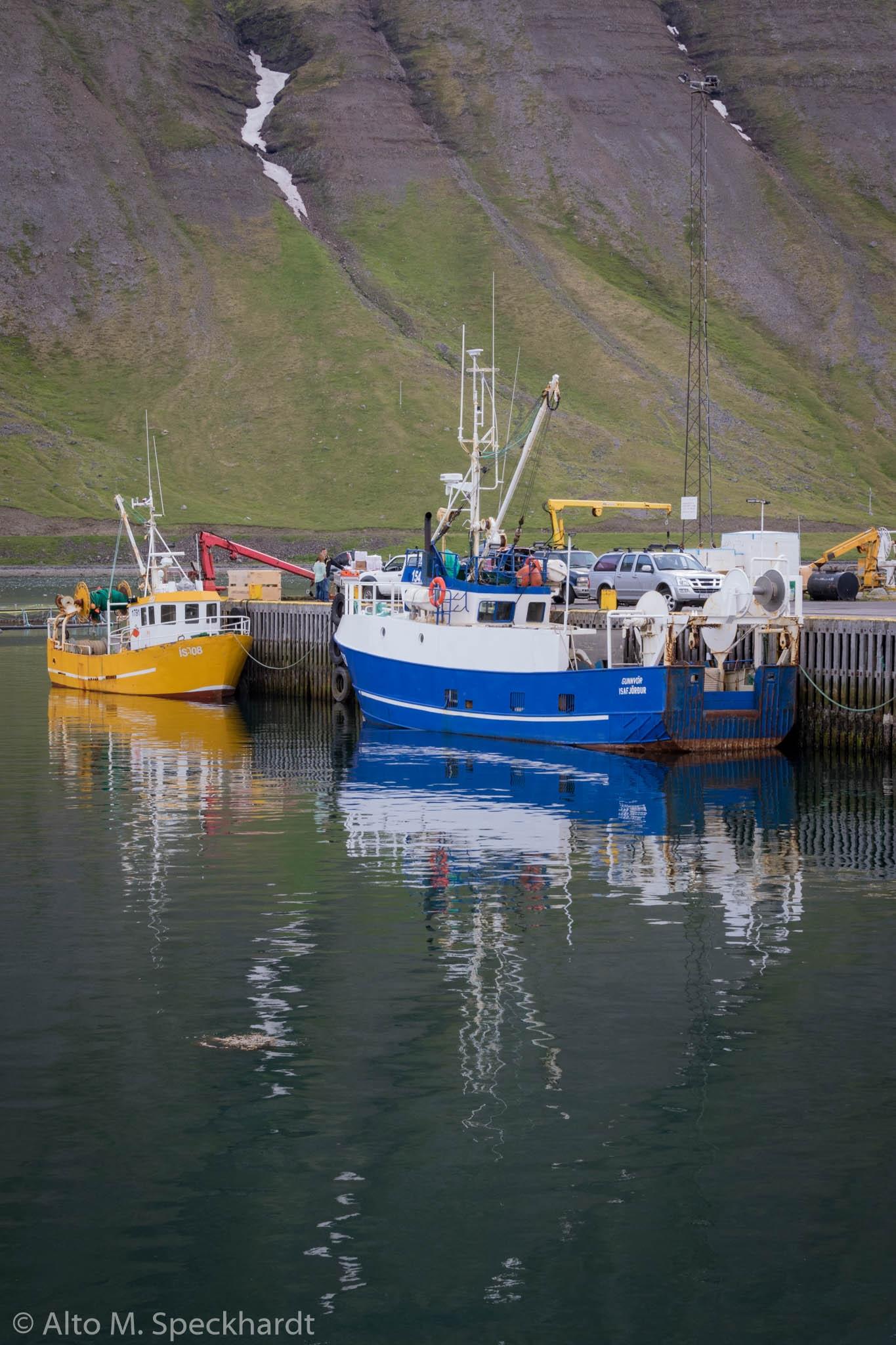 Hafen Isafjördur